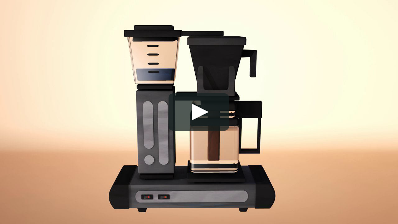 Papercraft Coffee In 201 Frames