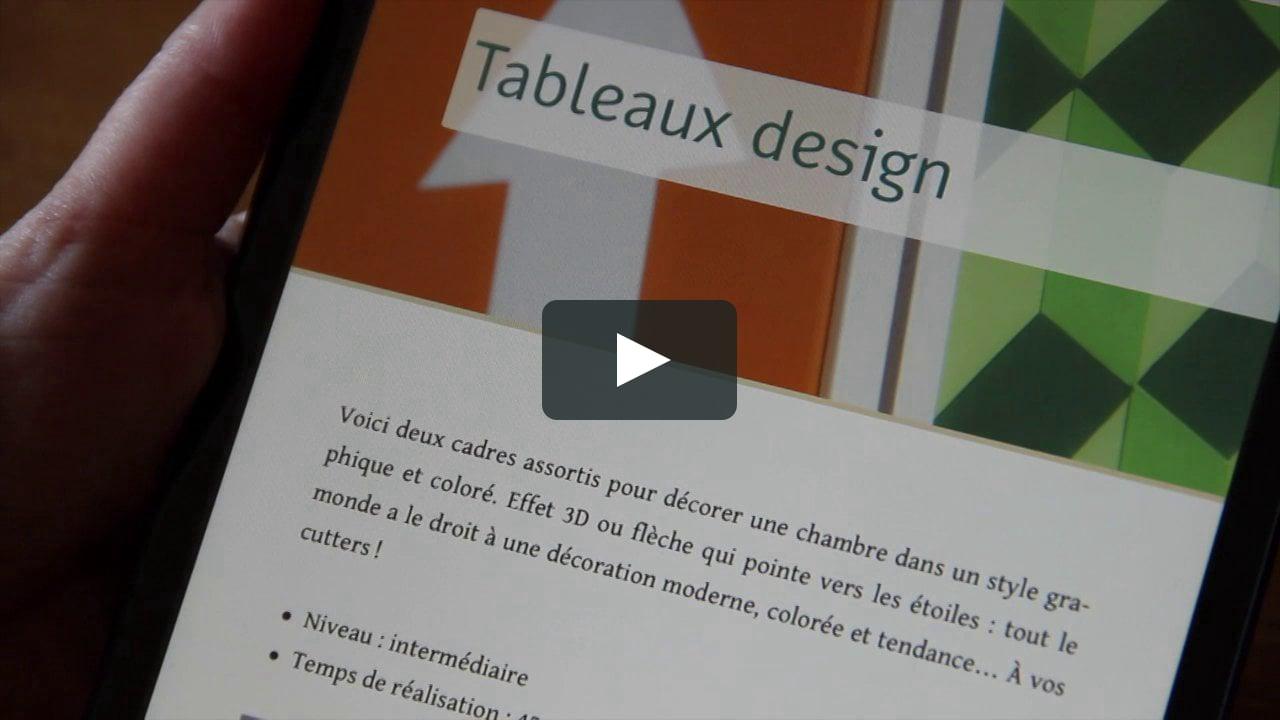 Papercraft Claire Sassella - Décoration en papier