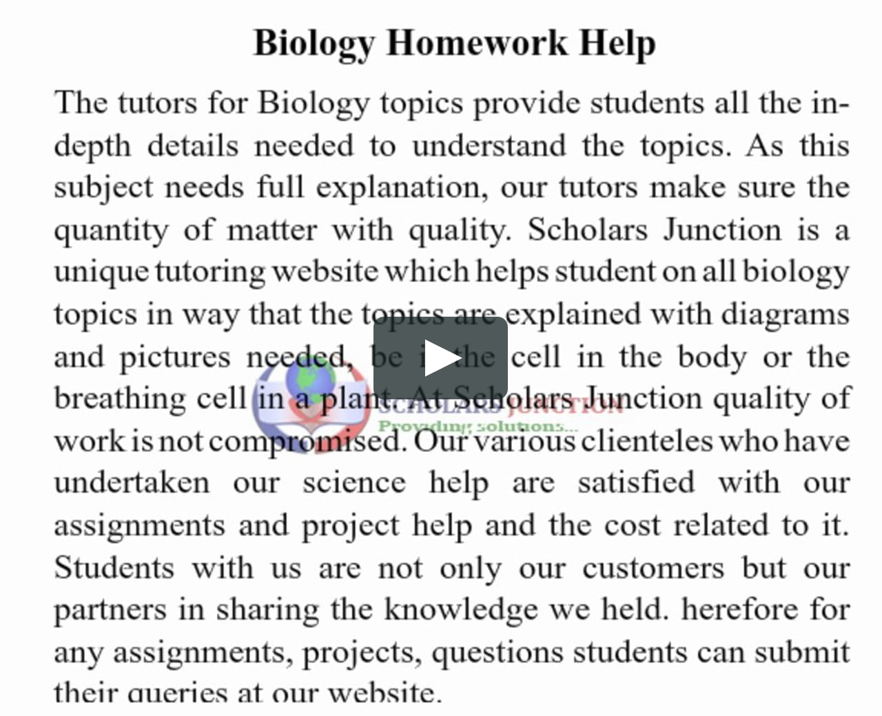 Online stats homework help