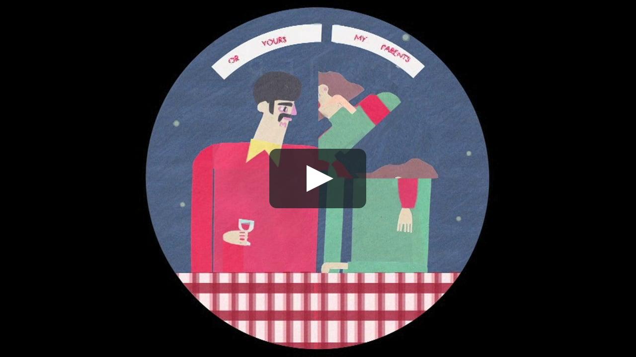 Papercraft Twenties Animated Run Through