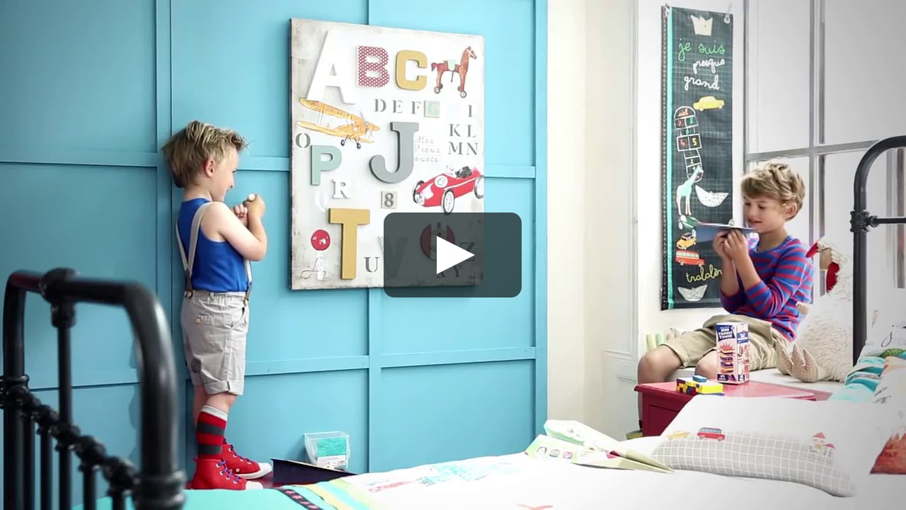 Armoire School - Maisons du monde on Vimeo