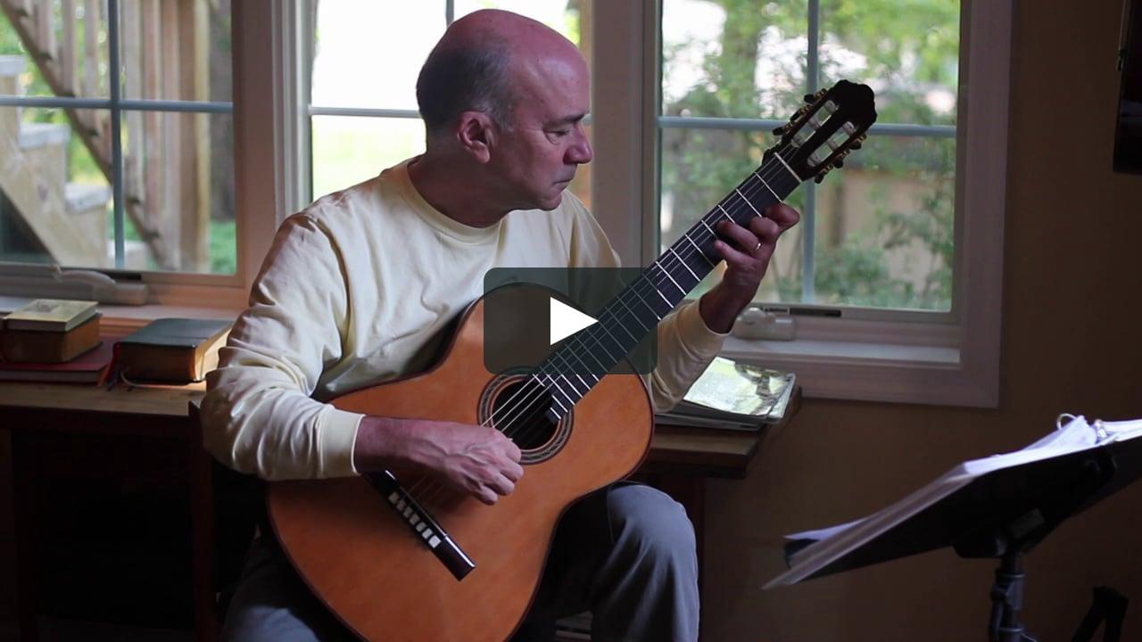 Weiss Sonata 34:  Prelude