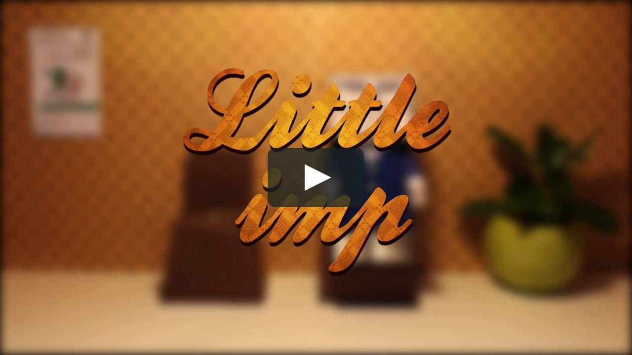 Papercraft Little Imp