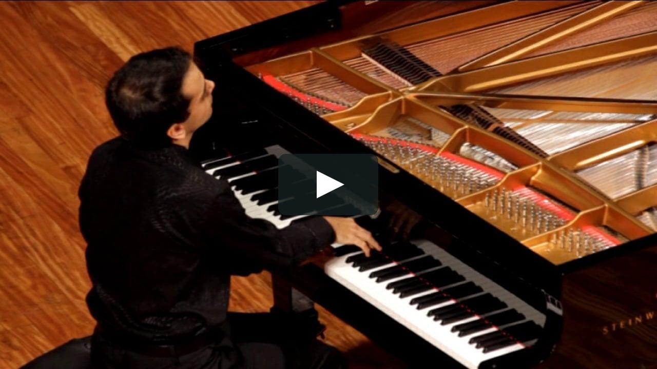 Scarbo (Gaspard de la Nuit), Maurice Ravel, Félix Ardanaz