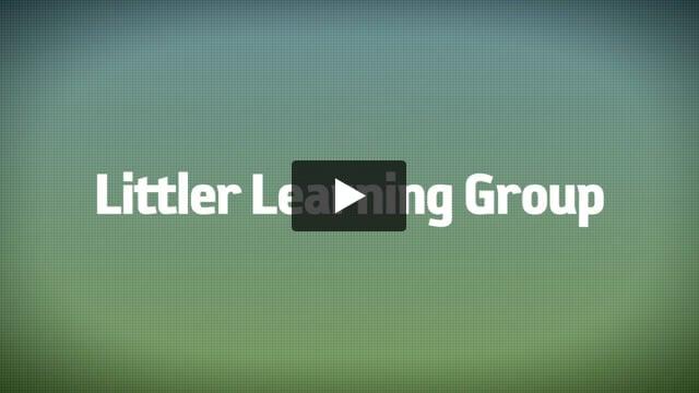 Littler Learning Group