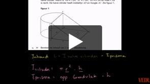 HAVO wiskunde B 2013-I opgave 17
