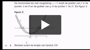 HAVO wiskunde B 2013-I opgave 6