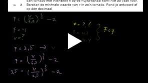 HAVO wiskunde B 2013-I opgave 2