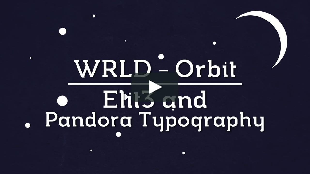 Papercraft WRLD - Orbit [WIP]