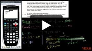 HAVO wiskunde A 2013-I opgave 20