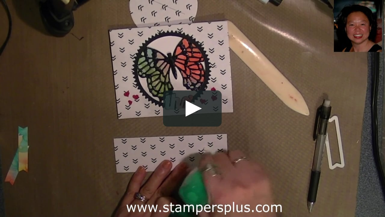 Papercraft Stained Glass - THX