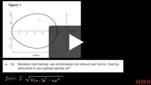 VWO wiskunde B 2013-I opgave 12