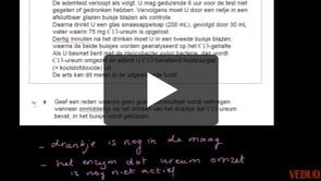 HAVO Scheikunde 2014-I opgave 6