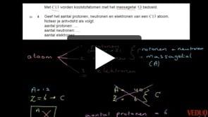 HAVO Scheikunde 2014-I opgave 4
