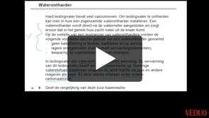 HAVO Scheikunde 2014-I opgave 8
