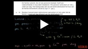 HAVO Scheikunde 2014-I opgave 13