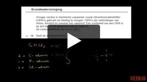 HAVO Scheikunde 2014-I opgave 16