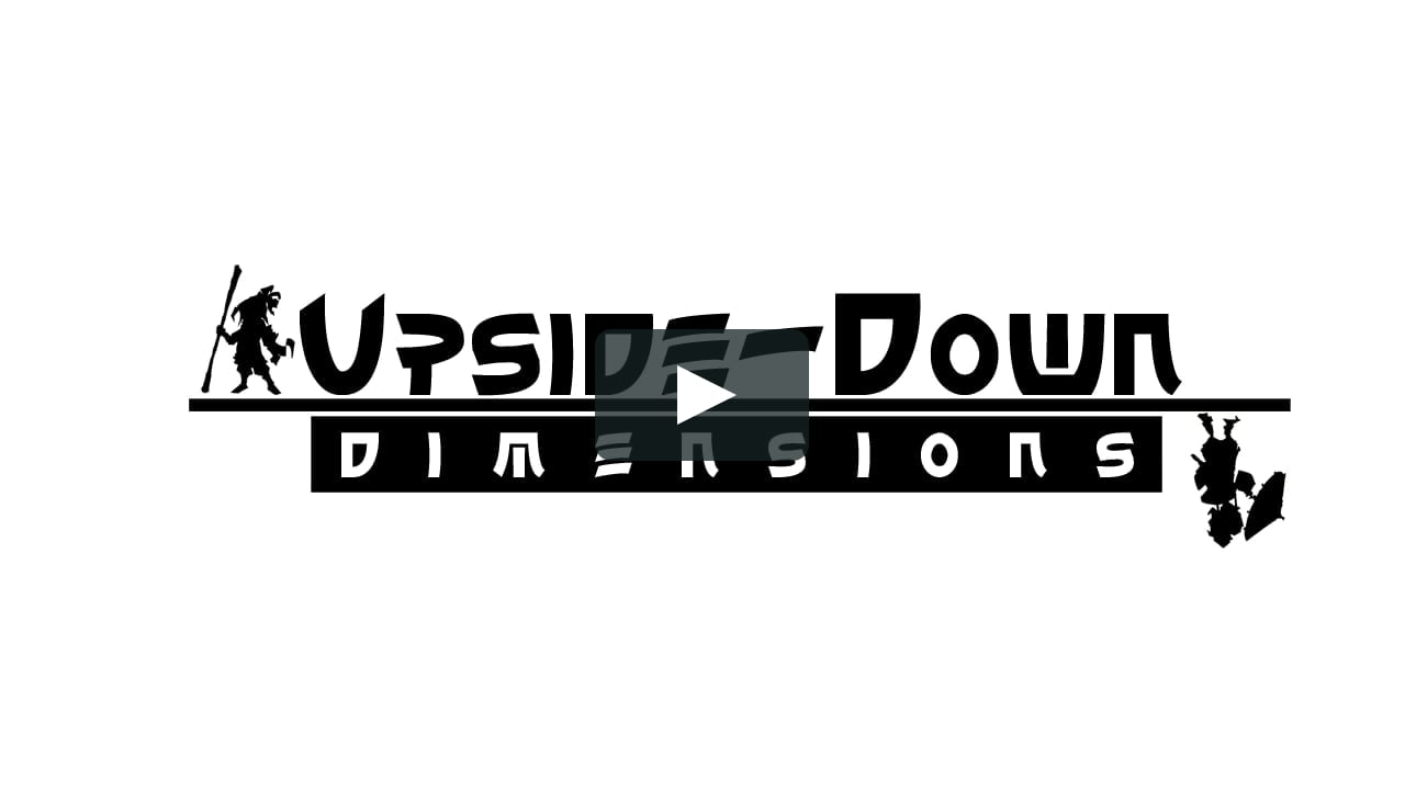 Papercraft Upside-Down Dimensions Official Cinematic Trailer