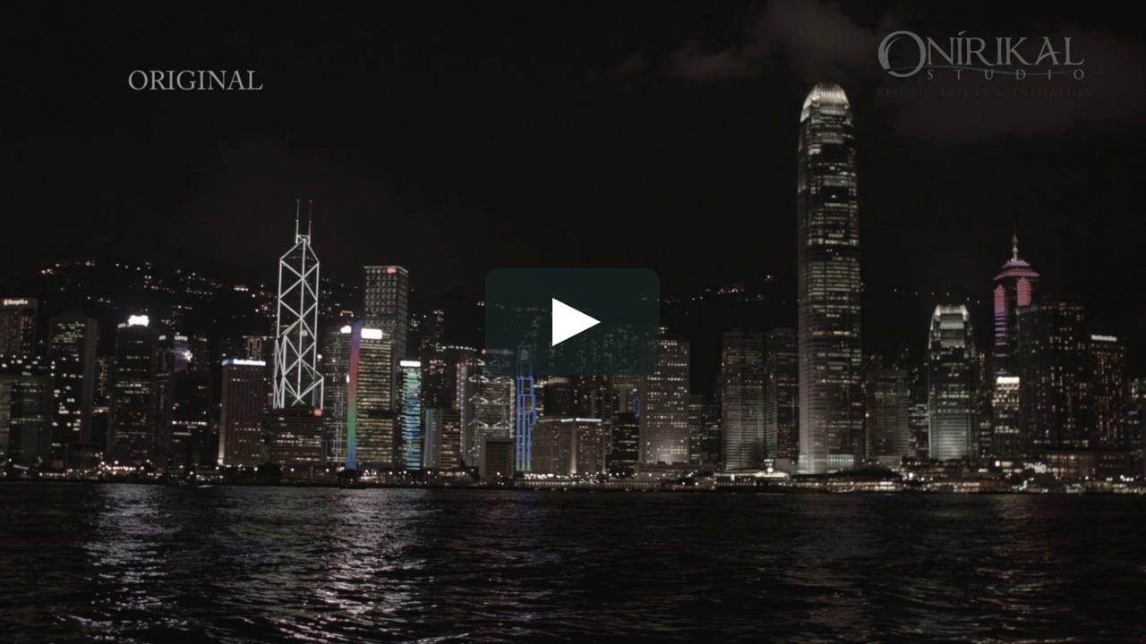 THE FISHERMAN - VFX & 3D Animation Reel by Onirikal Studio