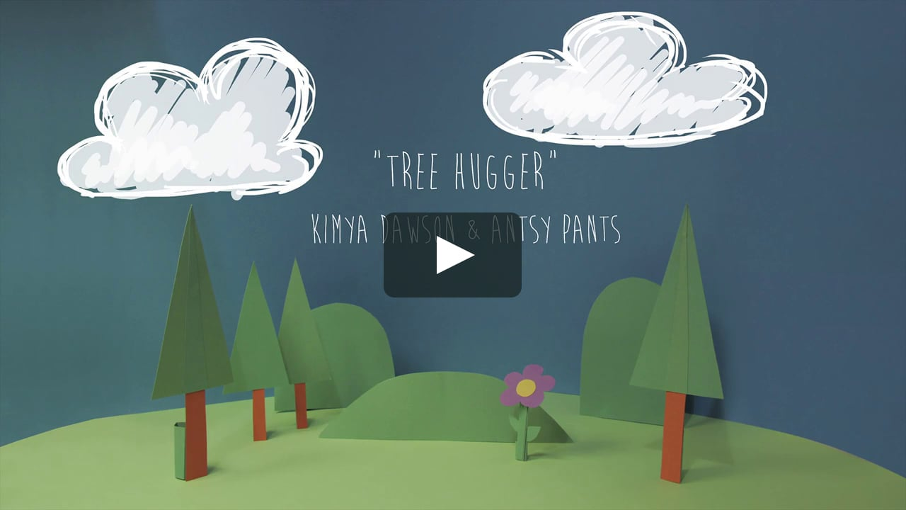 Papercraft Tree Hugger Music Video [unofficial]