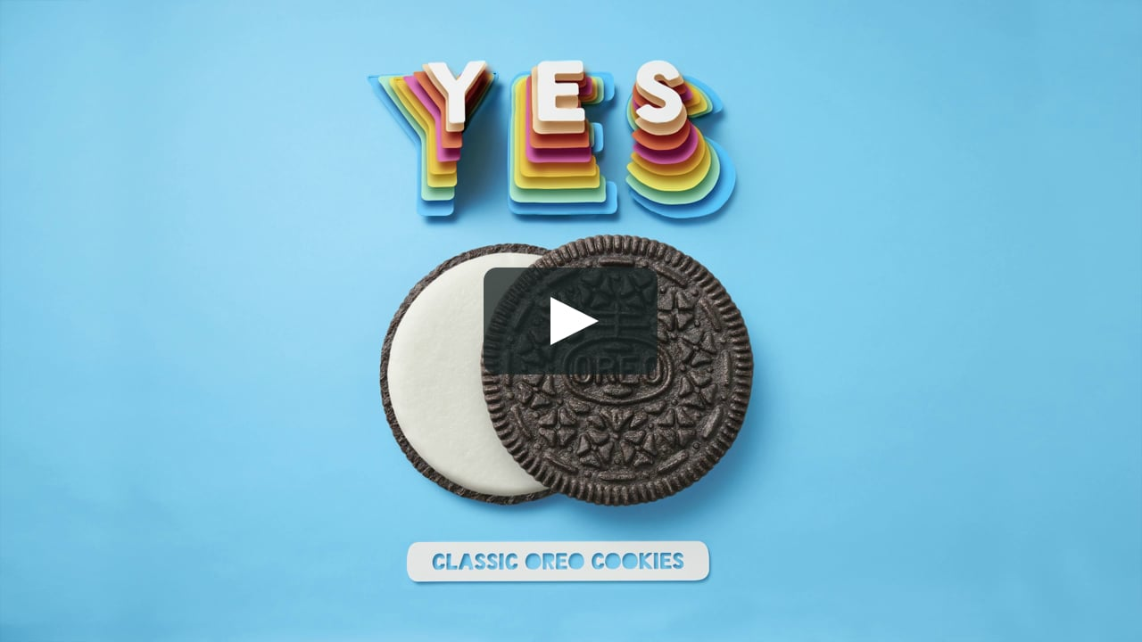 Papercraft OREO - Classic YES