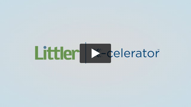 Littler X-celerator