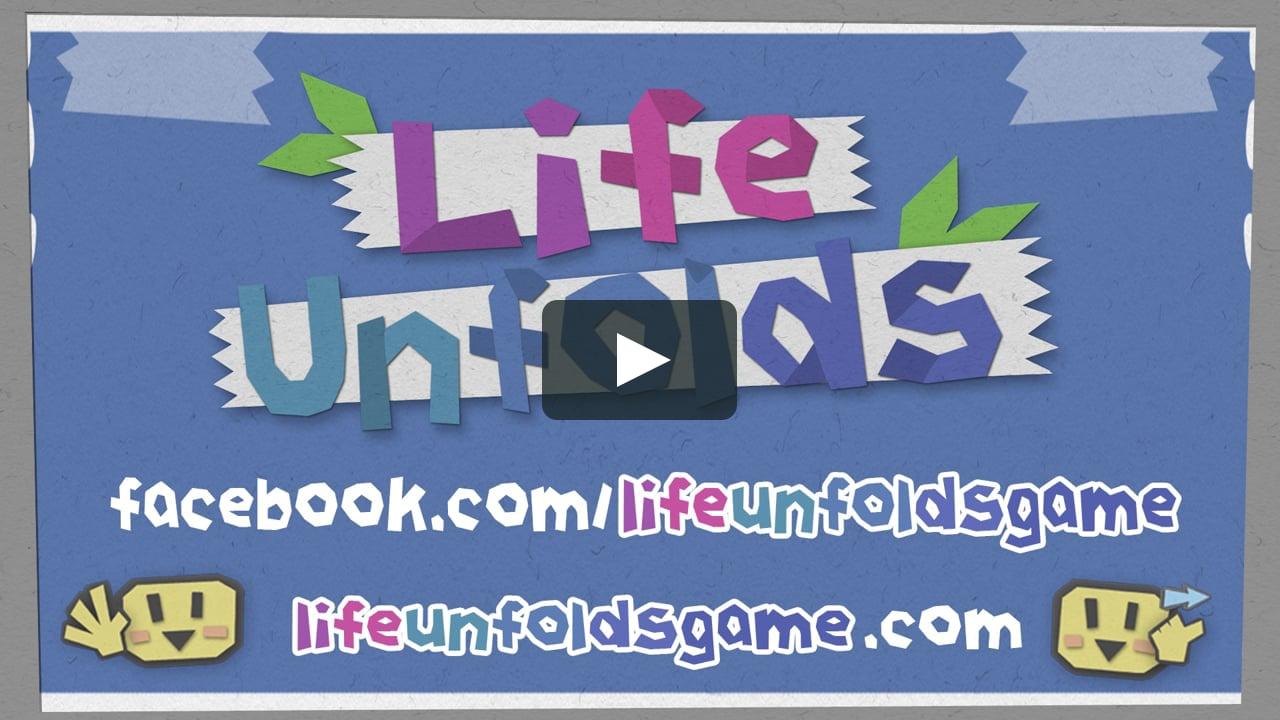 Papercraft Life Unfolds: Gameplay Trailer