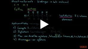 Structuurformules en Systematische Naamgeving