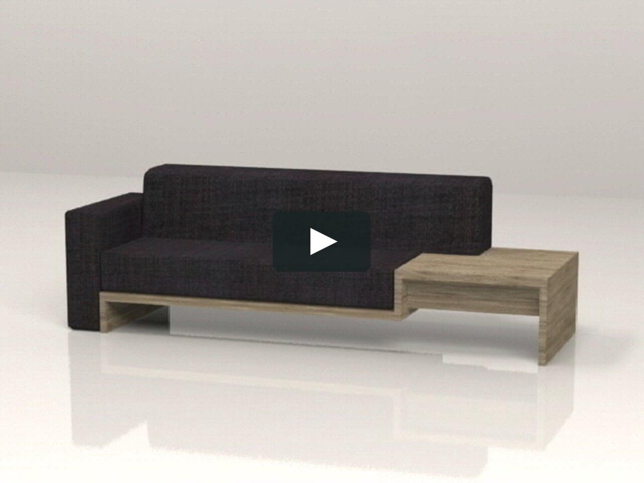Furniture Turntable By Valencia Gunawan On Vimeo