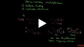 Introductie Stereo-isomerie