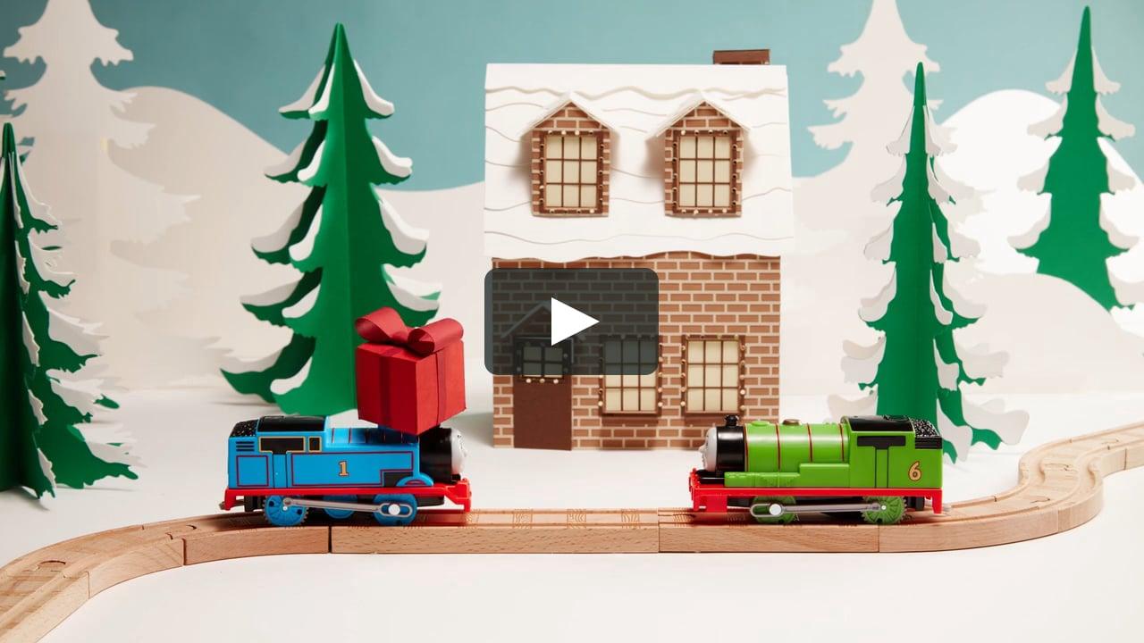 Papercraft Thomas & Friends