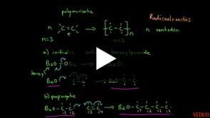 Reactiemechanisme van Additiereactie Polymeer