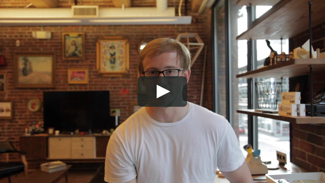 Papercraft Ergo Kiwi Launch Video
