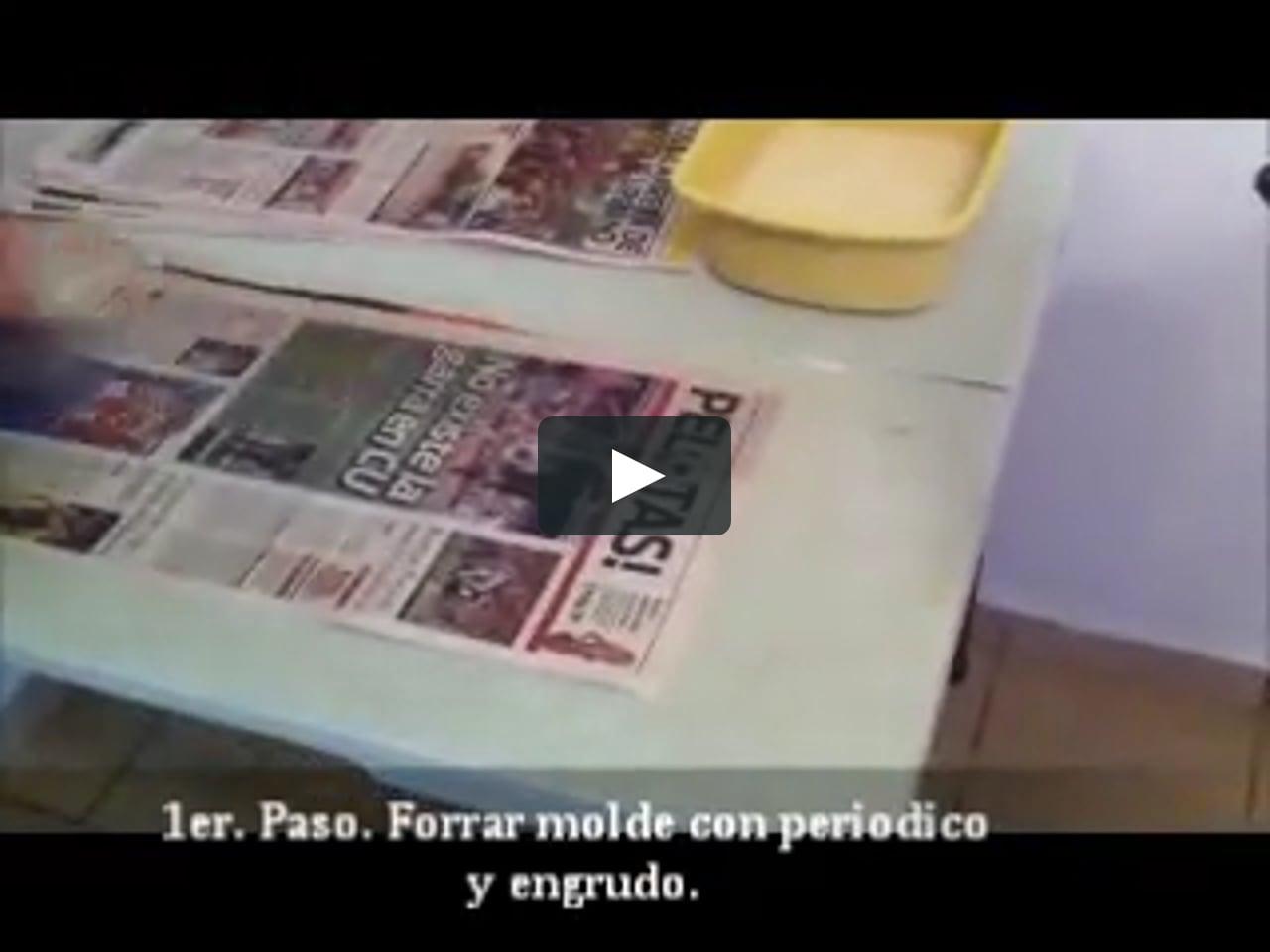 Papercraft Frozen_pinata_de_molde