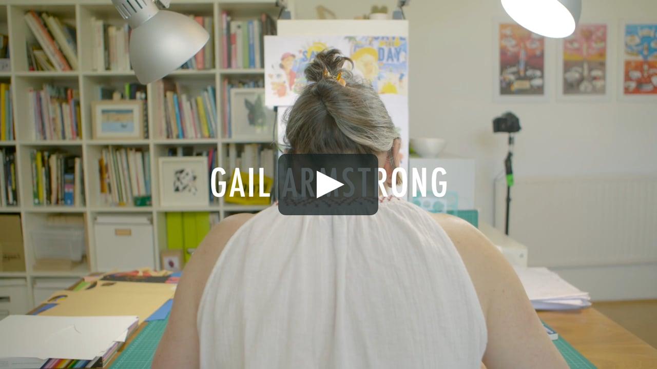 Papercraft Gail Armstrong - Paper Artist