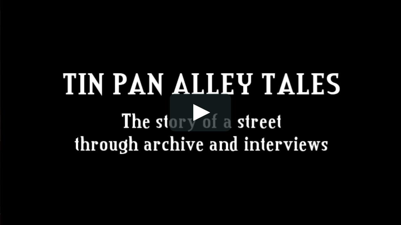 Trailer TIN PAN ALLEY TALES short version