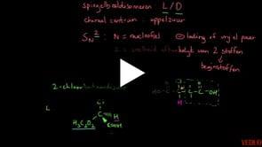Introductie Substitutiereactie SN2