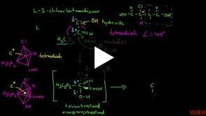 Reactiemechanisme SN2-reactie
