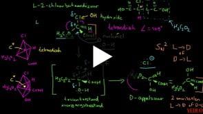 Factoren Die SN2-reactiesnelheid Beïnvloeden