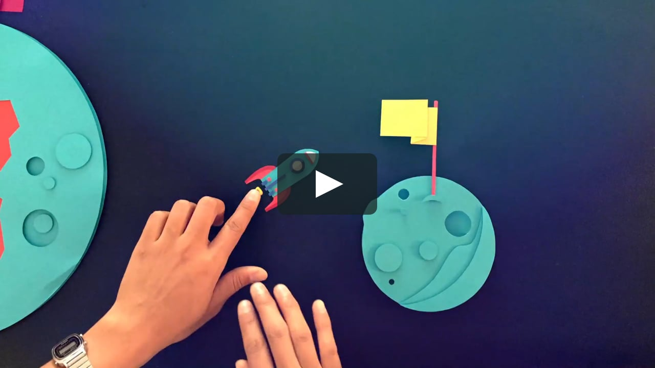 Papercraft MAKING OF  - moonatic-