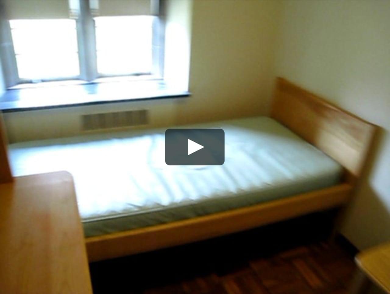 Bryn Mawr College Dorm Rooms