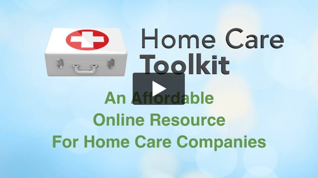 Home Care Toolkit