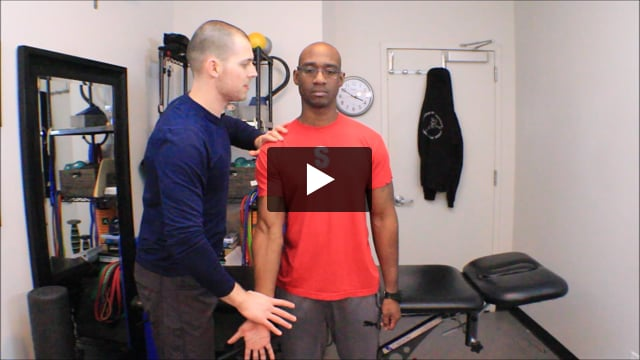 Speed's Test - Shoulder Special/Orthopedic Test for Biceps Tendon, Transverse Ligament and Labrum Integrity - video thumbnail