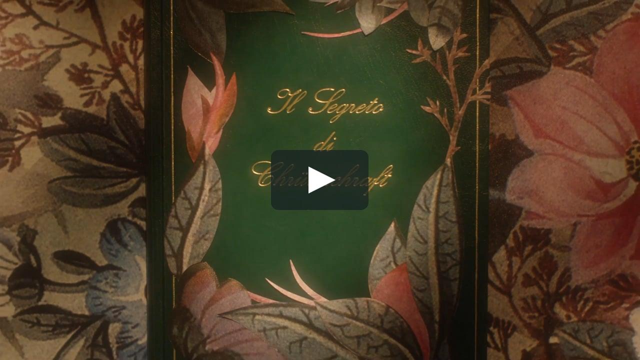 Papercraft RICOLA - L'incantesimo Del Sambuco