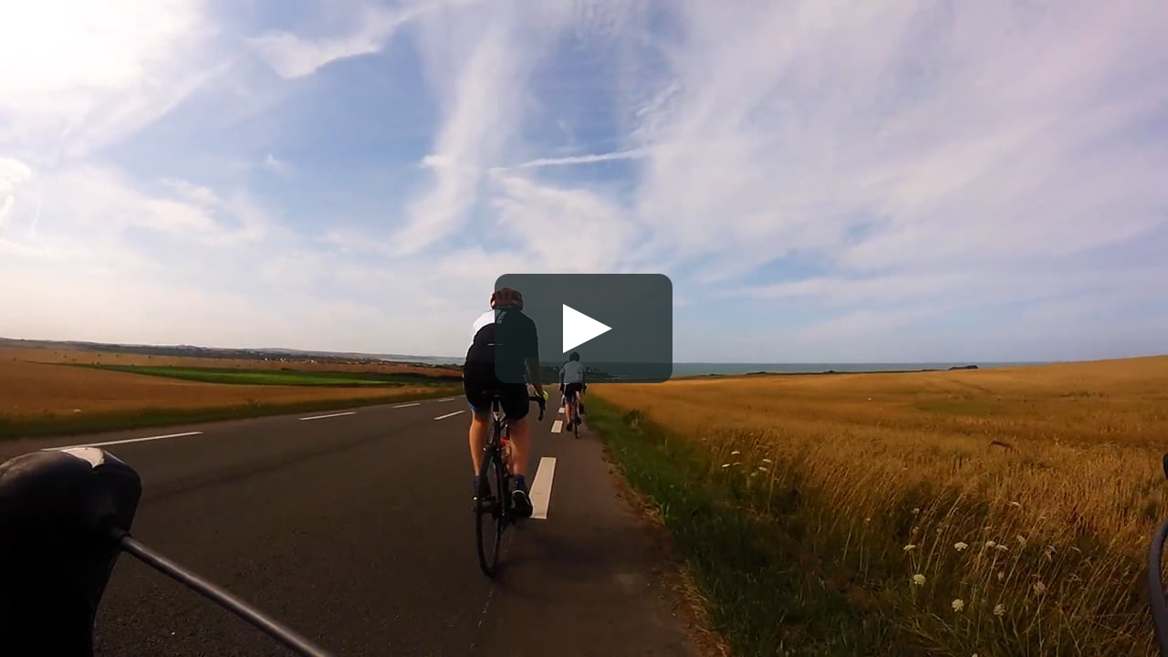 London - Vannes Bike Ride 2018