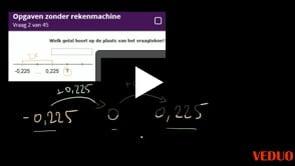 Examen Rekenen 2F - Deel 1