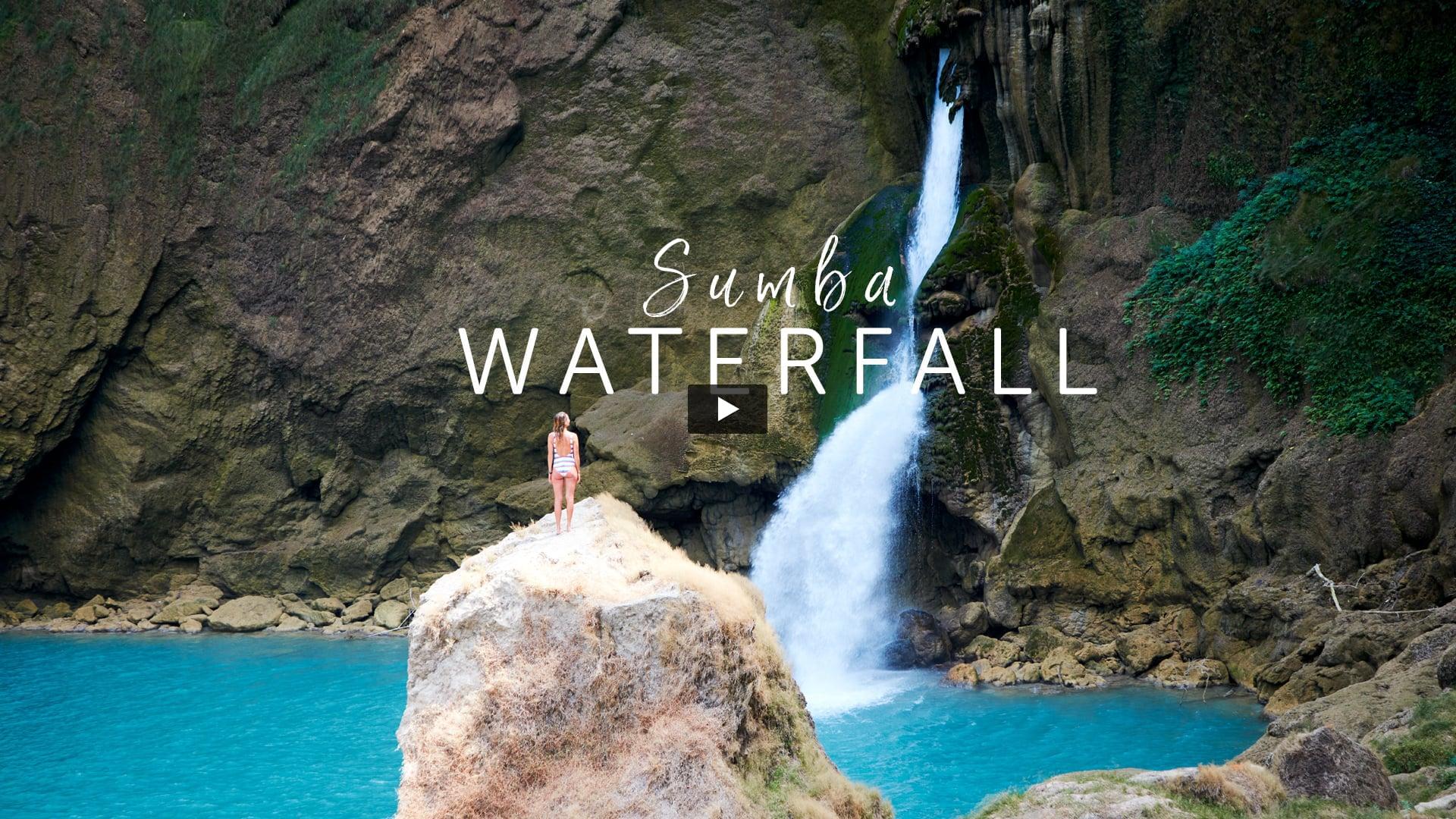 Sumba Waterfall