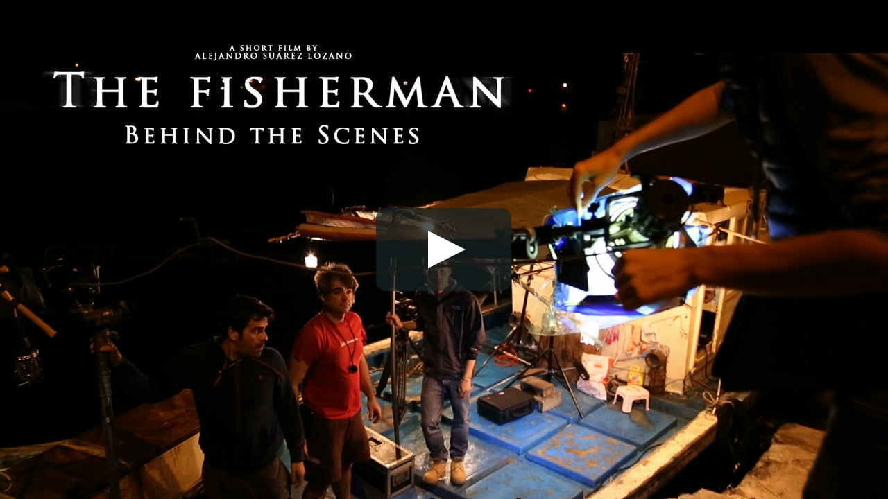THE FISHERMAN - Behind the Scenes