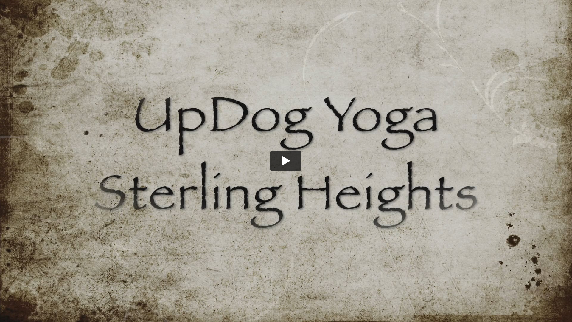 Take a virtual video tour of UpDog Yoga-Sterling Heights