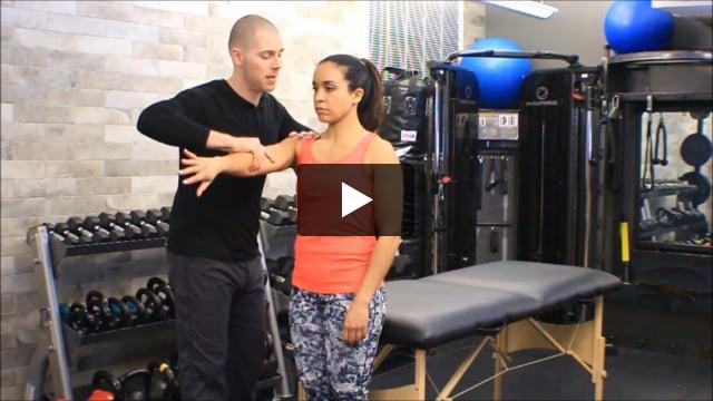 Shouler Special Test Cluster: Labral Tear Cluster - video thumbnail